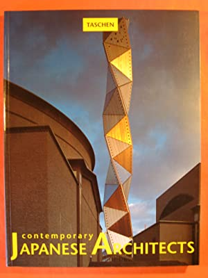 Contemporary Japanese Architects (English, German and French: Meyhofer, Dirk (editor)