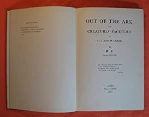 Out of the Ark or Creatures Facetious in Cut and Doggerel