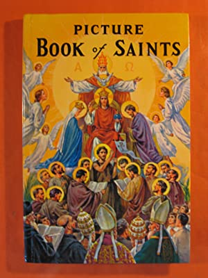 New Picture Book of Saints, Saint Joseph Edition