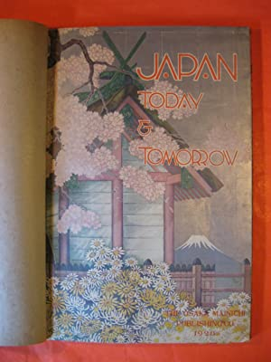 Japan Today and Tomorrow (Number 2, 1928)