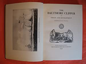 Baltimore Clipper: Its Origin and Development