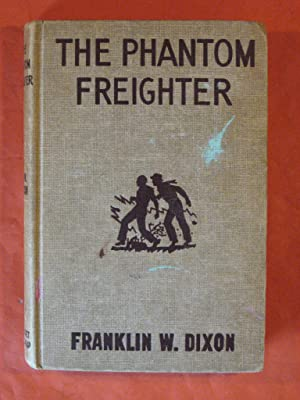 The Phantom Freighter (Hardy Boys Mystery Stories)