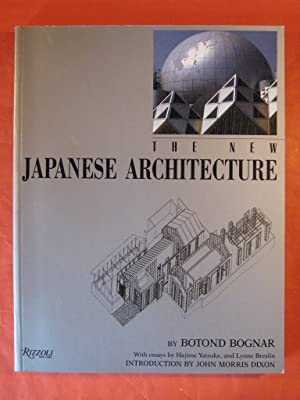 New Japanese Architecture: Bognar, Botond