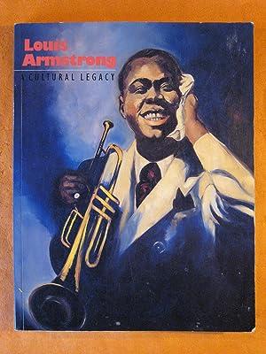 Louis Armstrong: A Cultural Legacy: Long, Richard A.;