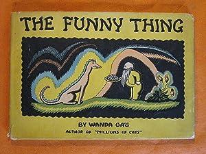 Funny Thing, The: Ga'g, Wanda