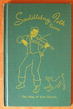 Saddlebag Folk: The Way of Life in the Kentucky Mountains