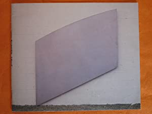 Ellsworth Kelly: Painted Aluminum Wall Sculpture and Weathering Steel Wall Sculpture