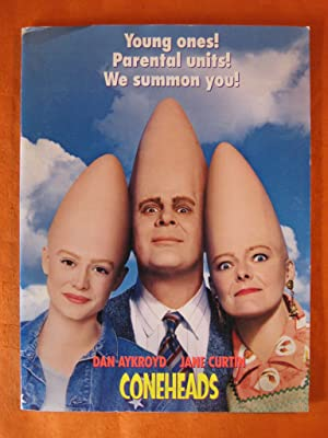 Coneheads (1993 Film) Press Packet