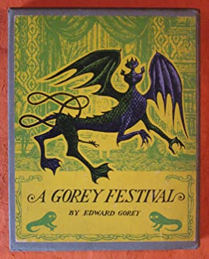 A Gorey Festival: The Hapless Child / The Sinking Spell / The Fatal Lozenge / The Curious Sofa ( ...