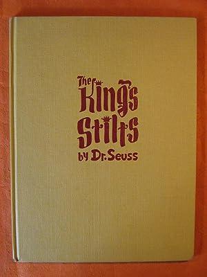 The King's Stilts: Seuss, Dr. [Theodor