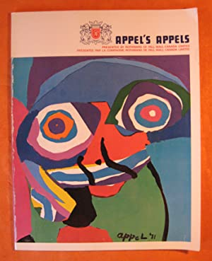 Appel's Appels Presented by Rothmans of Pall Mall, Canada