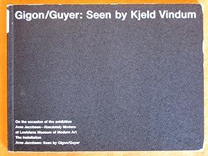 Gigon/Guyer: Seen by Kjeld Vindum (On the: Gigon, Anette ;
