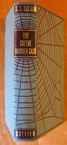 The Greene Murder Case: A Philo Vance Story