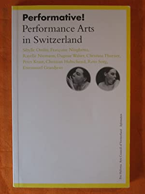 Performative! Performance Arts in Switzerland : a Reader