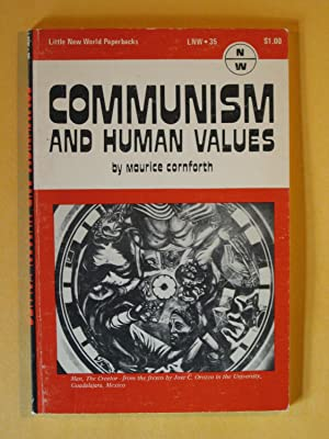 Communism and Human Values, (Little new world paperbacks, LNW 35)