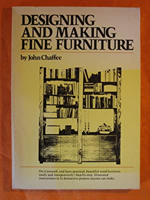 Designing and making fine Furniture