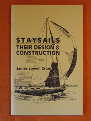 Staysails: Their design and Construction