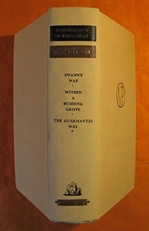 Remembrance of Things Past: Swann's Way, Within: Proust, Marcel