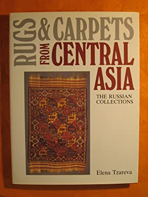 Rugs and Carpets from Central Asia: The Russian Collections (English and Russian Edition)