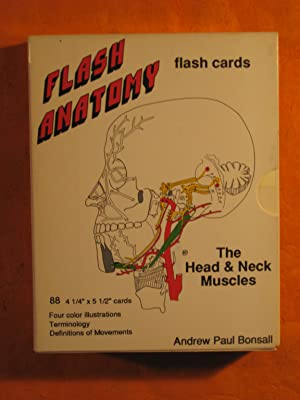 Flash Anatomy: The Head & Neck Muscles