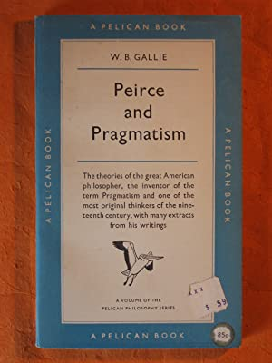 Peirce and Pragmatism