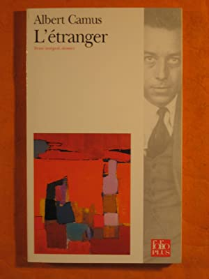 L' Etranger (French Edition)