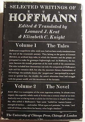 Selected Writings of E.T.A. Hoffmann (Two Volume: Hoffmann, E.T.A.; Kent,