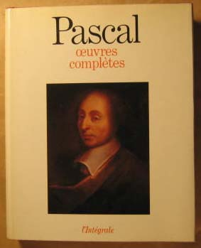 Pascal: Oeuvres Completes