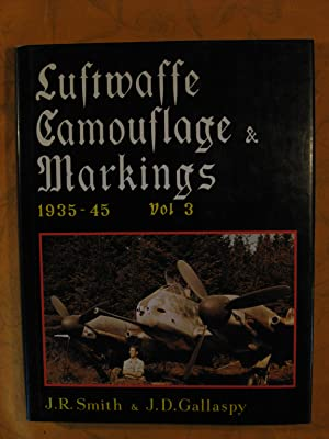 Luftwaffe Camouflage and Markings 1935-45 Vol. 3