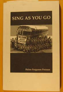 Sing as You Go: Amy Ferguson and the Nelson boys' Choir
