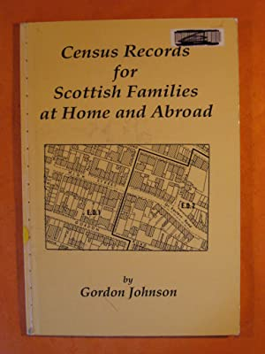Census Records for Scottish Families at Home and Abroad: Johnson, Gordon