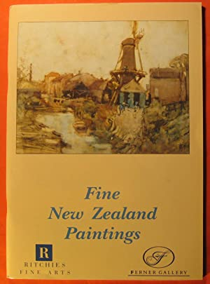 Fine New Zealand Paintings 1844-1990