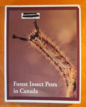 Forest Insect Pests in Canada