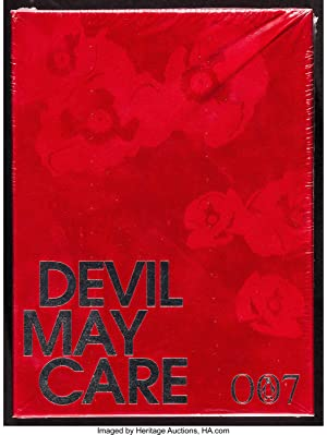 Devil May Care James Bond Limited edition (james bond) 148/500