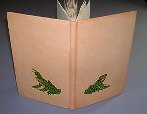 The Jumping Frog. Woodengravings by Alan James: Cheloniidae Press. Twain,