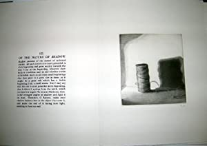 Of light and shade from the notebooks: Verdigris Press. Leonardo
