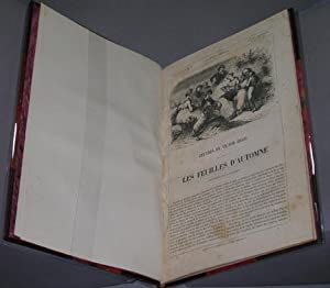 Les Feuilles d'Automne. Illustrees par J.-A. Beauce: Hugo, Victor