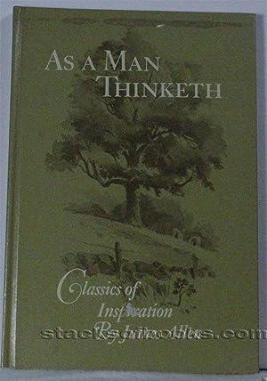 As A Man Thinketh, Classics of Inspiration: Allen, James