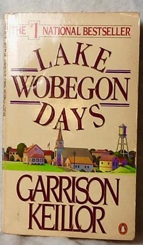LAKE WOBEGON DAYS: Garrison Keillor