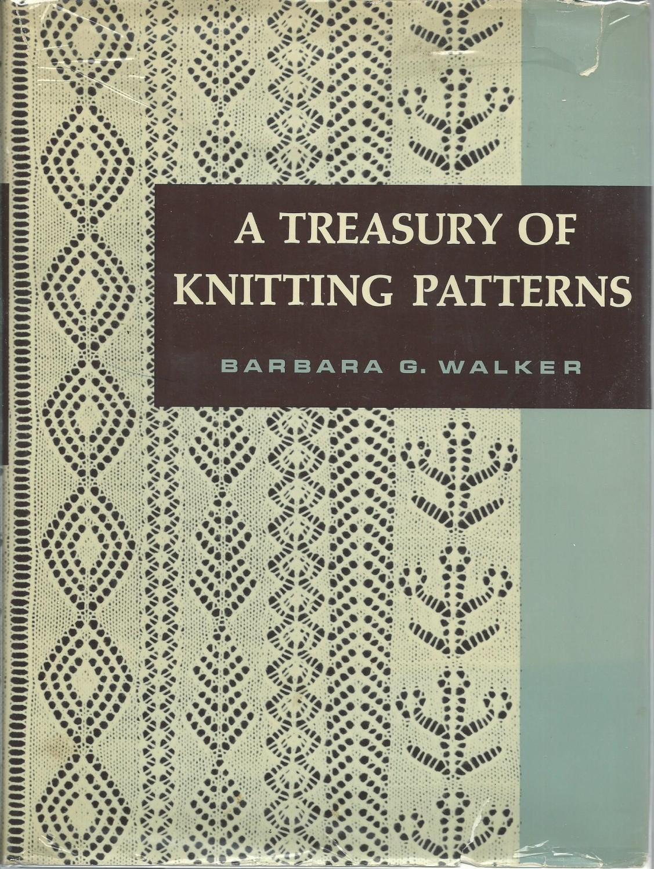 A Treasury of Knitting Patterns: Walker, Barbara G.