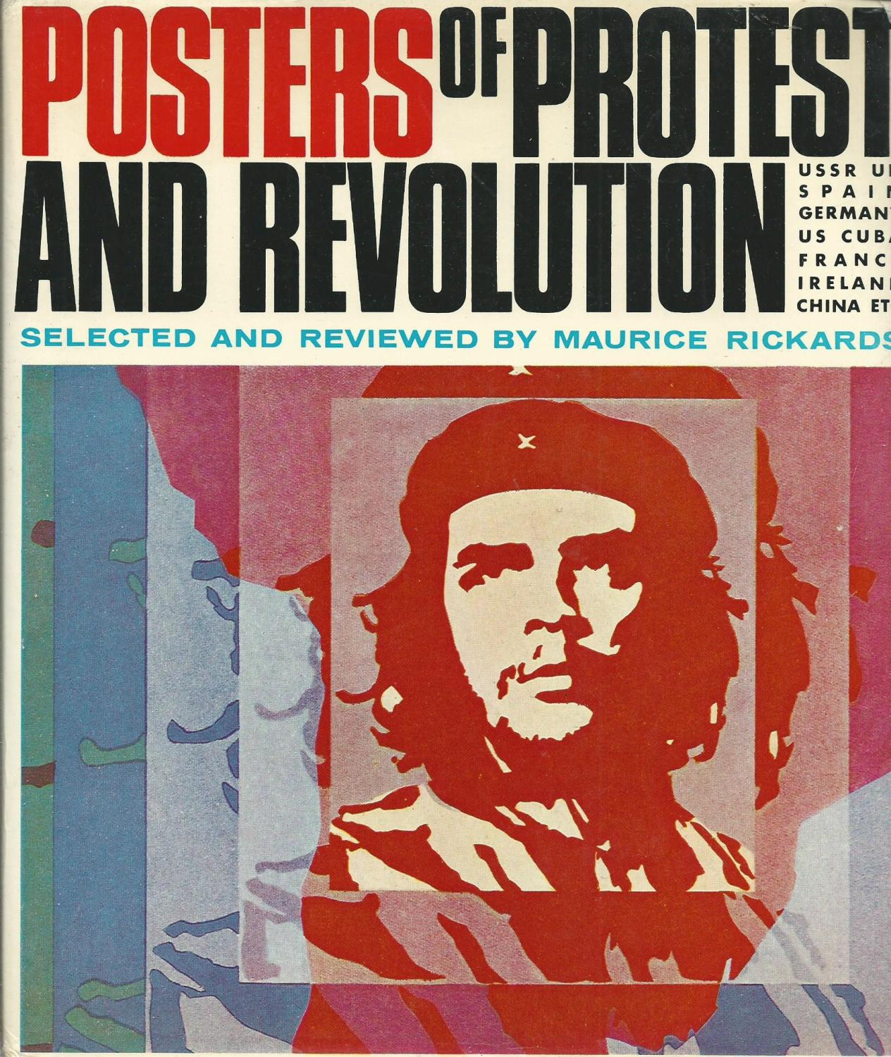 Posters of Protest and Revolution: Rickards, Maurice