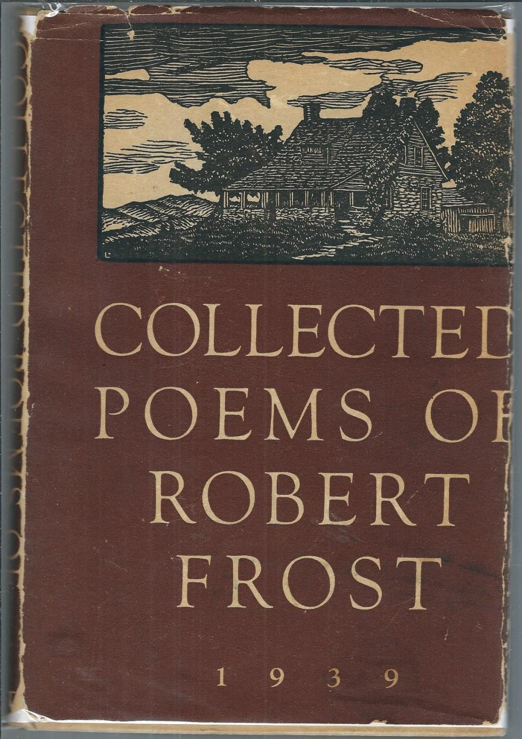 Collected Poems of Robert Frost 1939: Frost, Robert