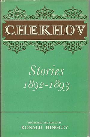 The Oxford Chekhov, Volume VI: Stories 1892-1893: Chekov, Anton