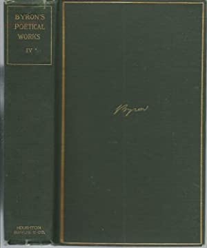 The Poetical Works of Lord Byron: Byron, Lord