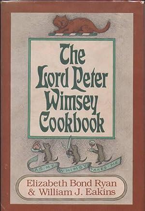 The Lord Peter Wimsey Cookbook: Ryan, Elizabeth; Eakins,