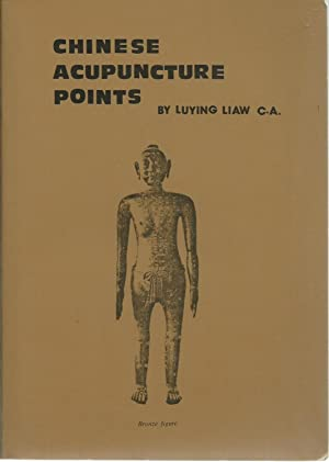 Chinese Acupuncture Points: Liaw, Luying