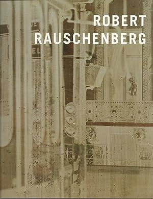 Robert Rauschenberg (Paperback): Rauschenberg, Robert; Rian, Jeff