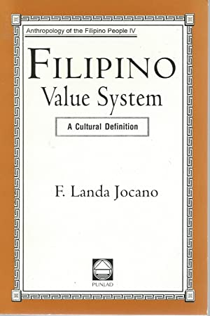 Filipino Value System: A Cultural Definition