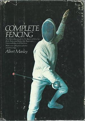 Complete Fencing: Manley, Albert