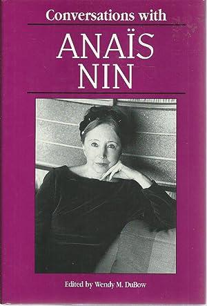 Conversations With Anaïs Nin (Literary Conversations Series): Nin, Anais